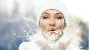 فصل الشتاء والبشرة