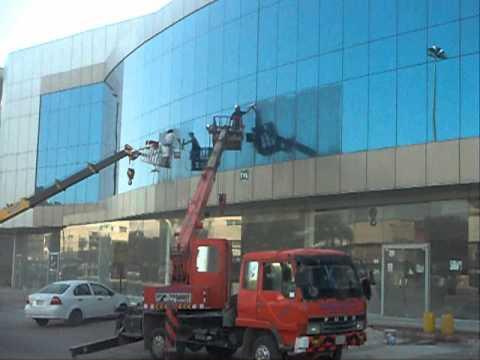 شركات تنظيف المباني في دبي